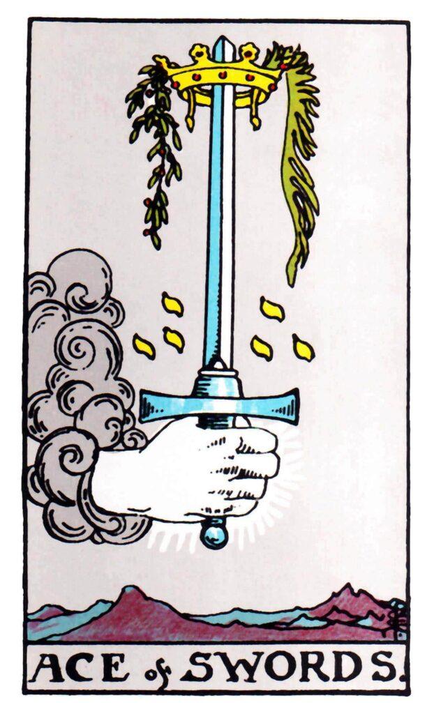 As mieczy Tarot